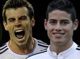 james rodriguez, cristiano ronaldo and the real madrid season-ticket holder experience