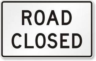 ADVISORY: Washington Rock Road Closed