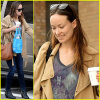 olivia wilde begins filming martin scorsese's untitled rock 'n' roll drama